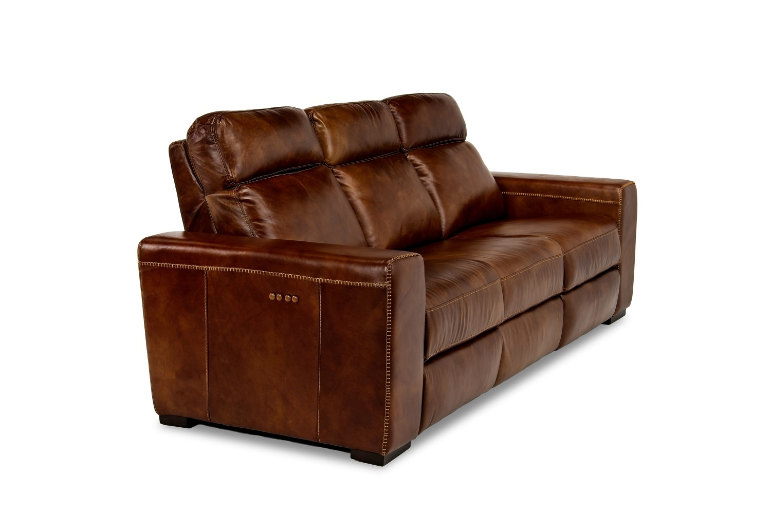 761198508 stagecoach 2 power sofa in brown