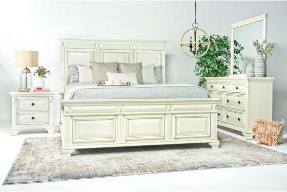 Calloway Dresser in White Media Image 3