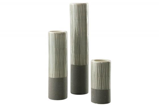 Elwood Vases in Gray Media Image 1