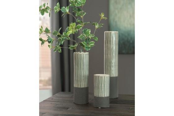 Elwood Vases in Gray Media Image 2