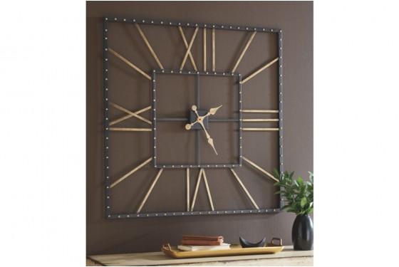 Thames Wall Clock Media Image 2