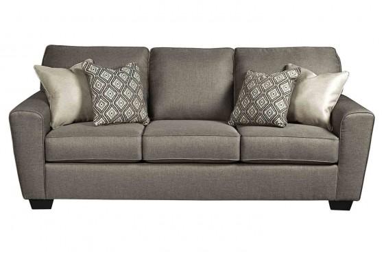 Calicho Queen Sleeper Sofa Media Image 2