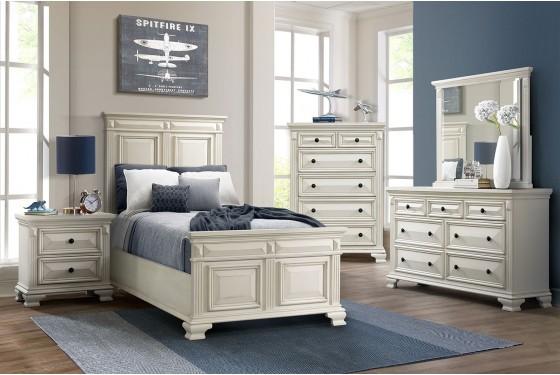 Calloway Kids Amp Teens Bedroom In White Mor Furniture