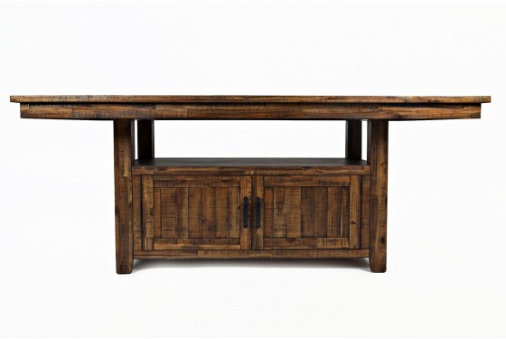 Cannon Valley Adjustable Counter-Height Table Media Image 3