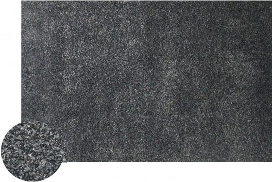 Comfort Shag Charcoal Rug 3002 Media Image 1