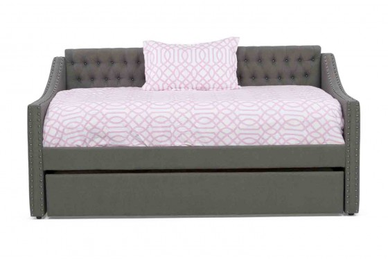 Veronica Daybed In Gray Twin Mor