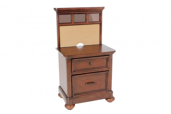 Expedition Nightstand & Back Panel Media Image 1