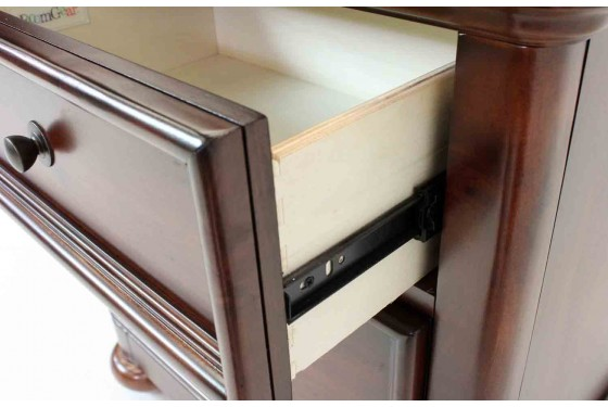 Expedition Nightstand & Back Panel Media Image 5