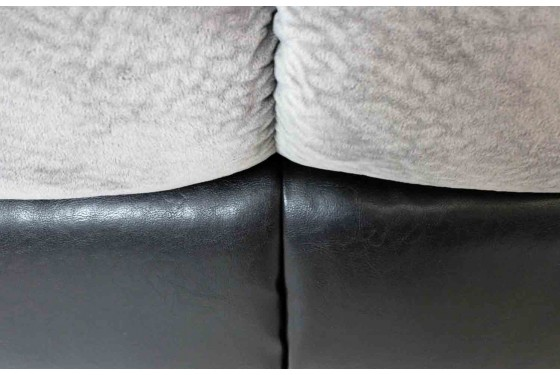 Fountain Gray Reclining Sofa Media Image 2