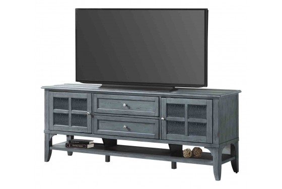Highland 76in TV Console Media Image 1