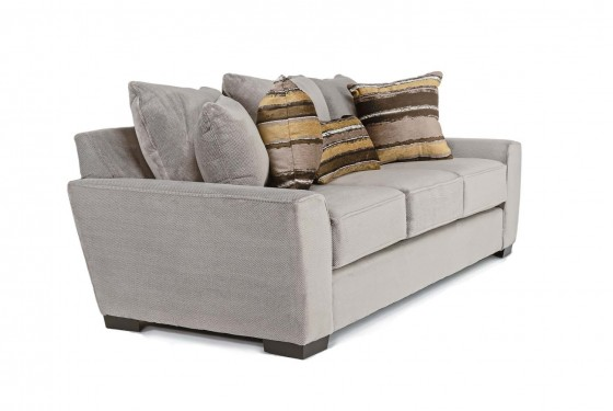 Oracle Platinum Down Sofa Media Image 1