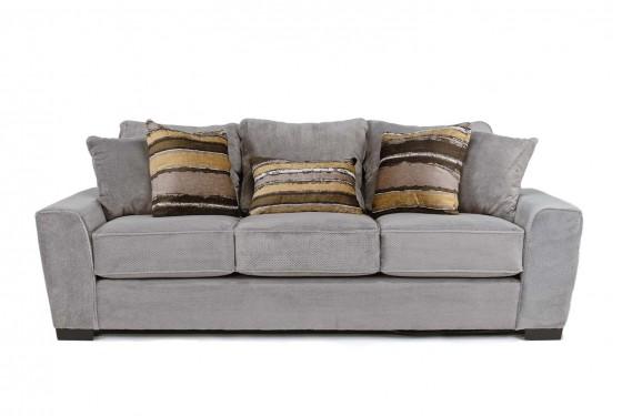 Oracle Platinum Down Sofa Media Image 2