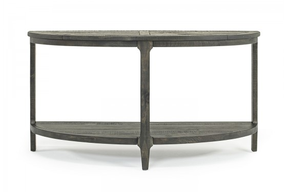 Boswell Sofa Table in Inkwell Media Image 2