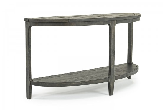 Boswell Sofa Table in Inkwell Media Image 1