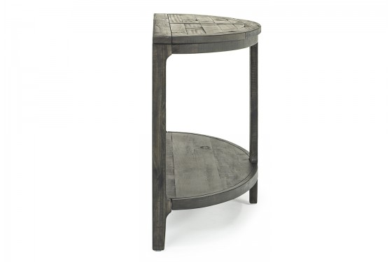 Boswell Sofa Table in Inkwell Media Image 3
