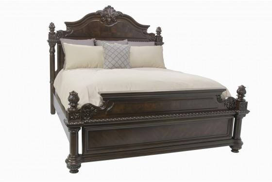 Savino Queen Bed Media Image 1