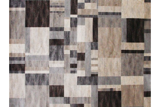 Layered Squares Sonoma 7008 5x8 Rug Media Image 1