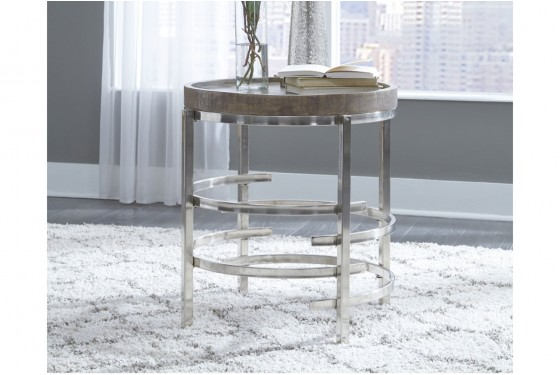 Zinelle End Table Mor Furniture