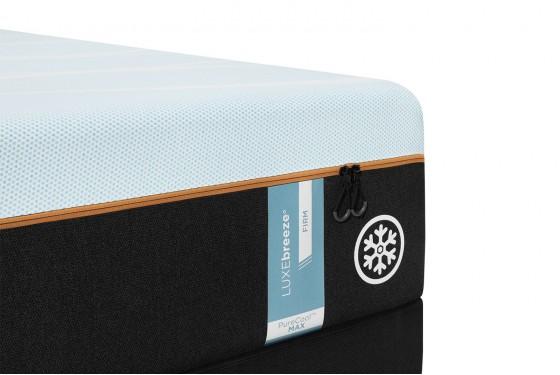 Tempur-Pedic Luxe Breeze Firm Mattress, Queen, Firm Media Image 4