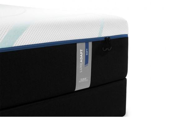 Tempur-Pedic Luxe Adapt Soft Mattress Media Image 3