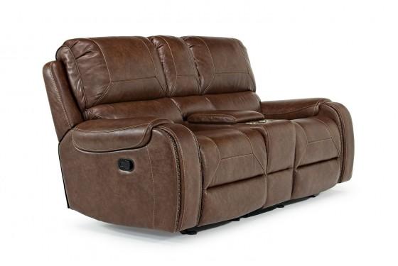 Waylon Living Room In Brown Mor Furniture For Less