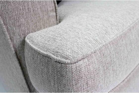Rachel Omega Mist Sofa Media Image 4