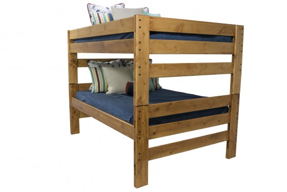 Young Pioneer Full/Full Bunk Bed Media Image 1