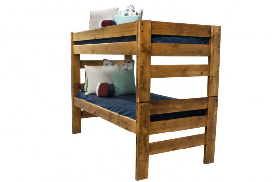 Young Pioneer Twin/Twin Bunk Bed Media Image 1