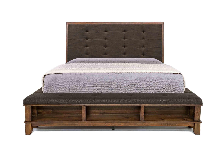 Cagney King Bed Bedroom Beds Mor Furniture For Less