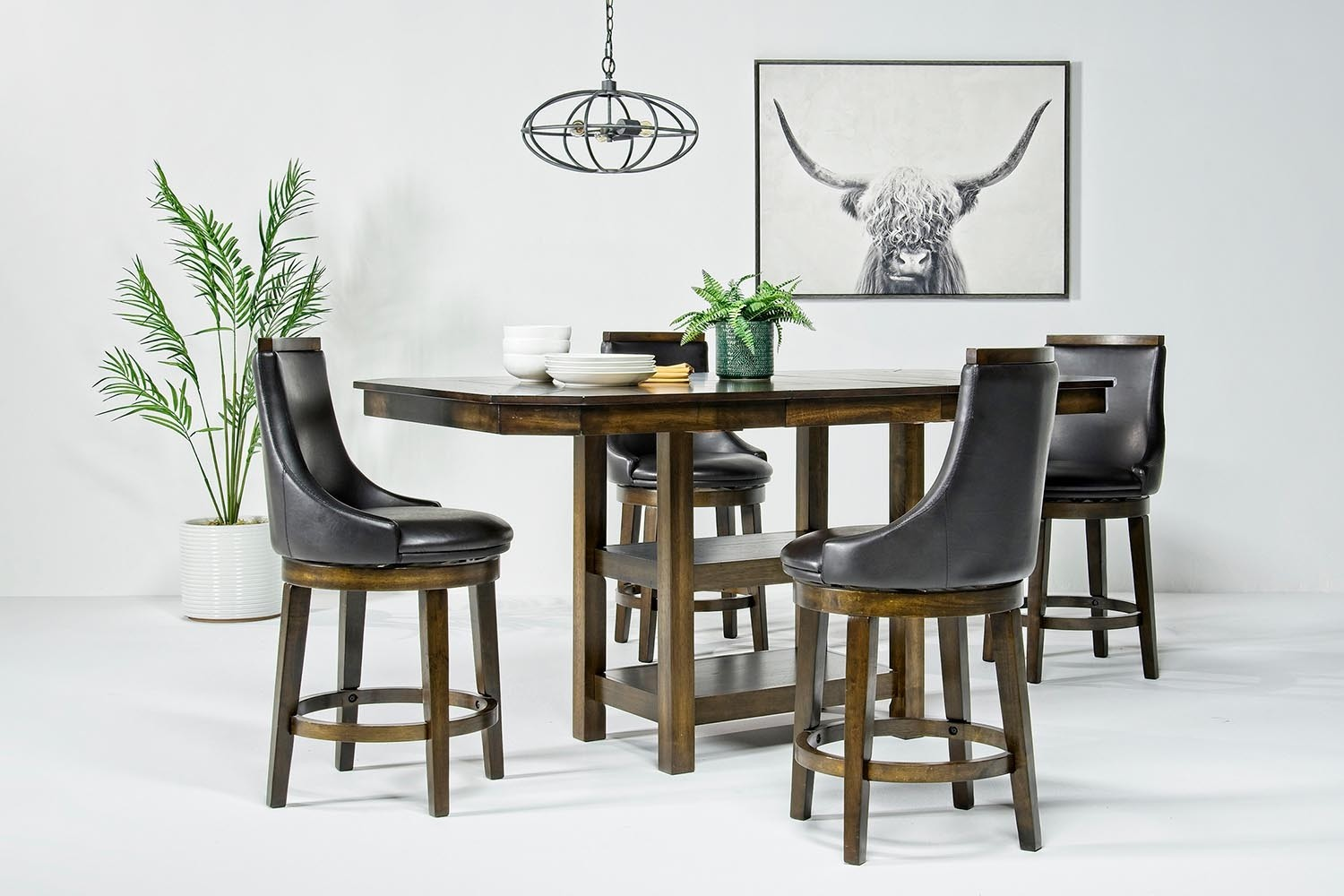 new haven counter height dining room mor furniture for less rh morfurniture com