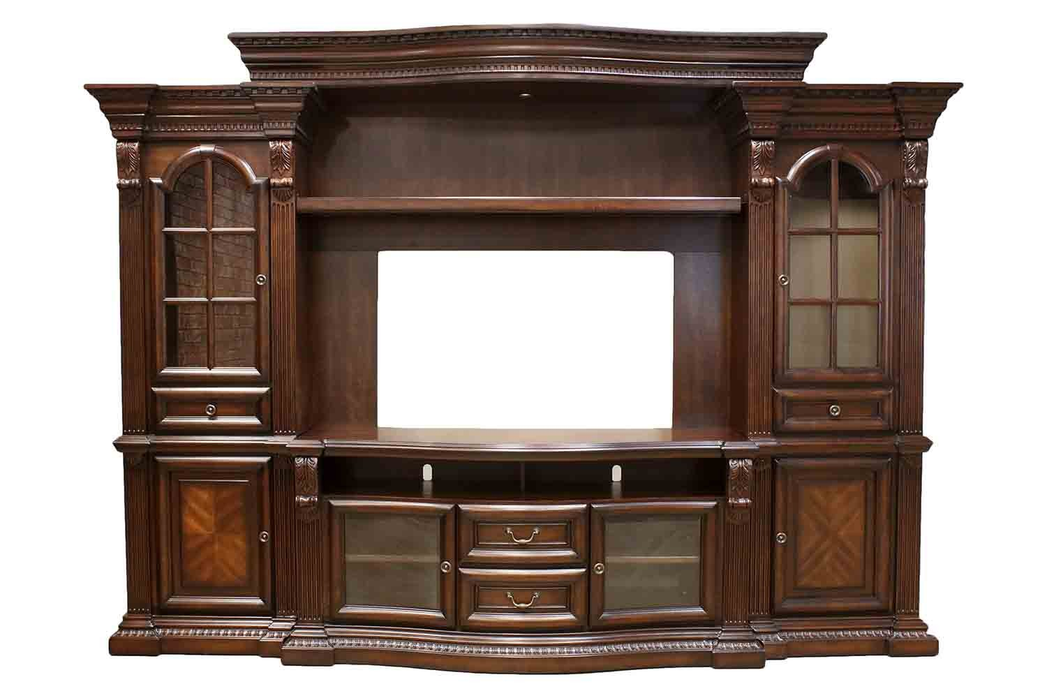 The Bella Entertainment Center Mor Furniture For Less