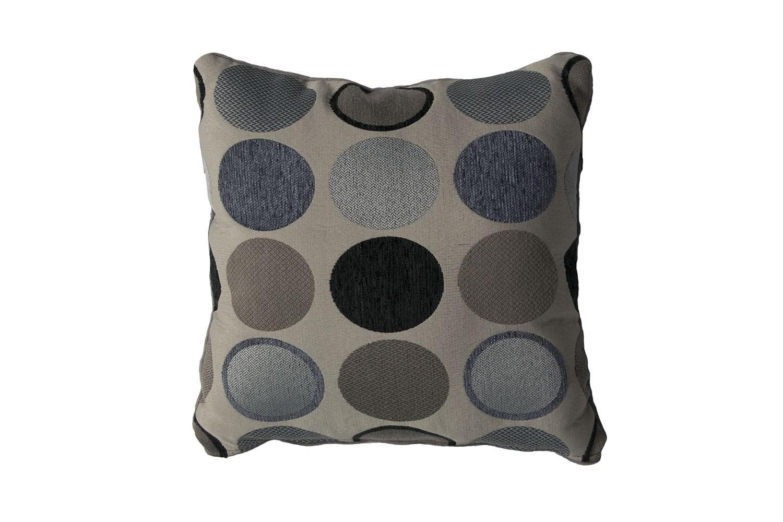 ... Fountain Gray Reclining Sofa Media Image 5