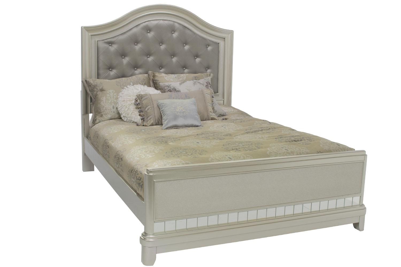 Lil Diva Twin Platform Bed Media Image 1   Mor Furniture for Less