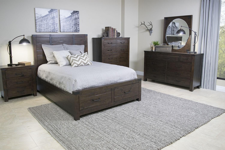 Pine Hill Storage Bedroom