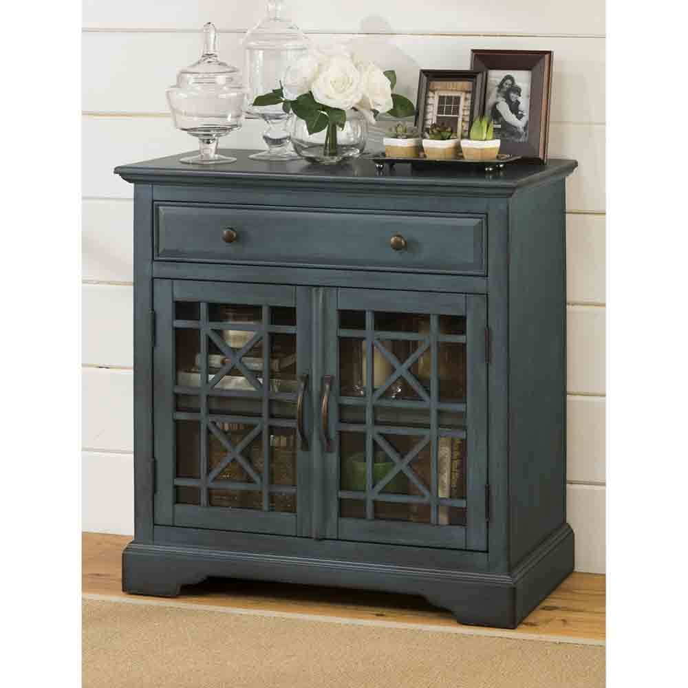 Skyy Blue Small Media Cabinet Media Image 1 ...