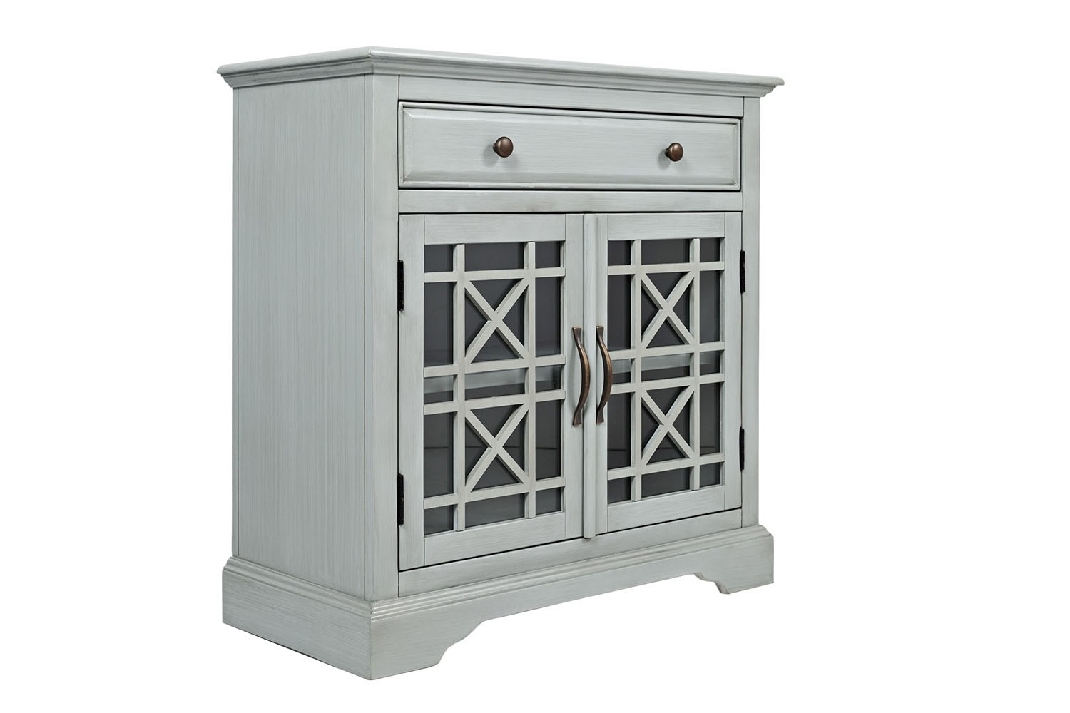 Charmant ... Skyy Gray Small Media Cabinet Media Image 2 ...