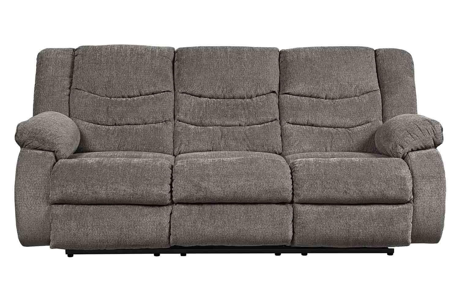 Tulen Reclining Sofa In Slate