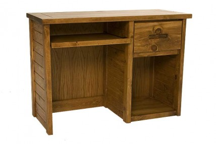 Young Pioneer Desk in Brown