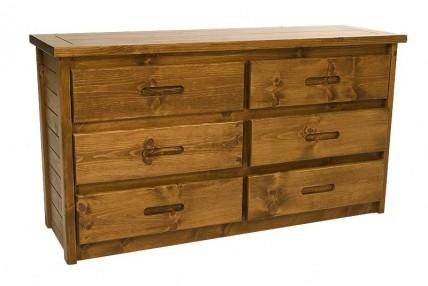 Young Pioneer Dresser