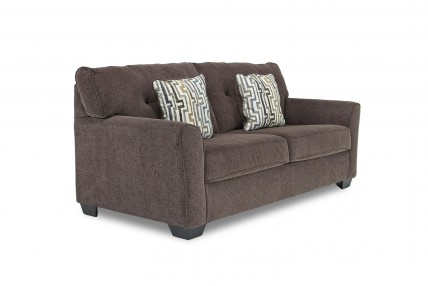 Alsen Full Sleeper Sofa in Granite