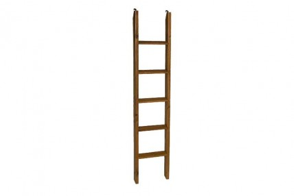 Young Pioneer Student Loft/Bunk Ladder