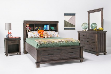 Tribecca Kids U0026 Teens Bedroom In Brown