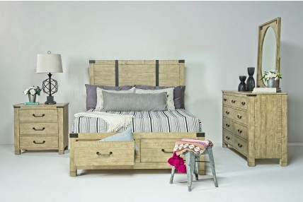 Bedroom Furniture Sets | Mor Furniture for Less