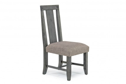 Meadow Upholstered Chair in Gray