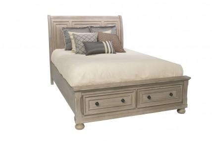 Allegra Eastern King Bed