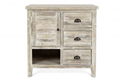 Artisan's Gray Accent Chest