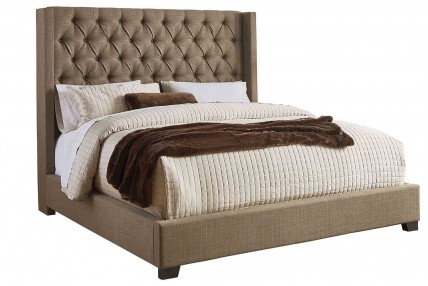 Westerly Brown Queen Bed