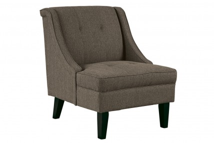 Clarinda Grey Accent Chair
