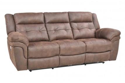 Glenn Brown 2-Power Fabric Sofa
