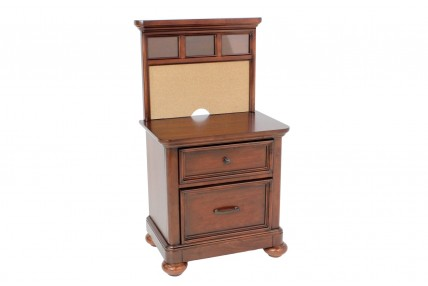Expedition Nightstand & Back Panel